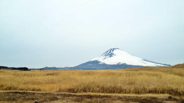 御殿場から富士急バスに乗り愛鷹山へ!