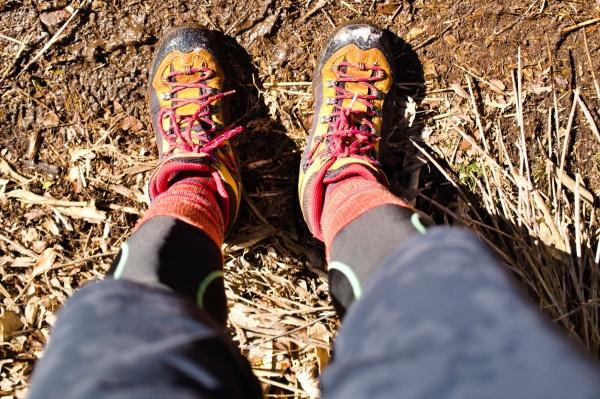 ゴアテックス登山靴が欲しい・・・