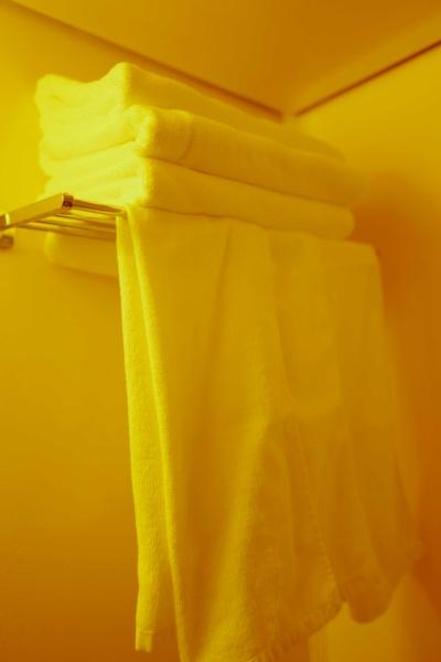 タオルもあります。