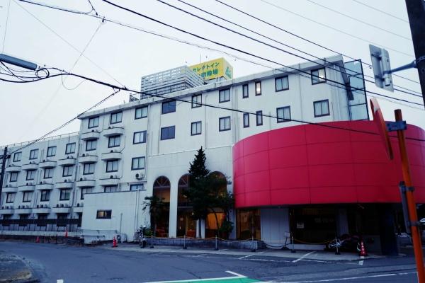 朝のホテルセレクトイン富士山御殿場