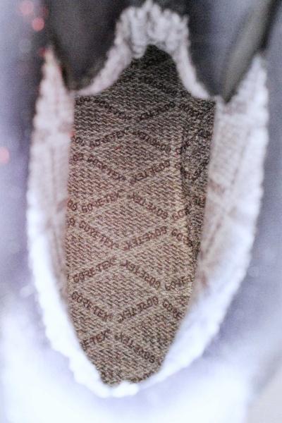 SALEWAの靴の中