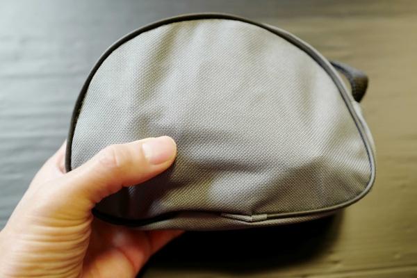 リュックのサイドポケットに入るサイズのチェンスパイクケース