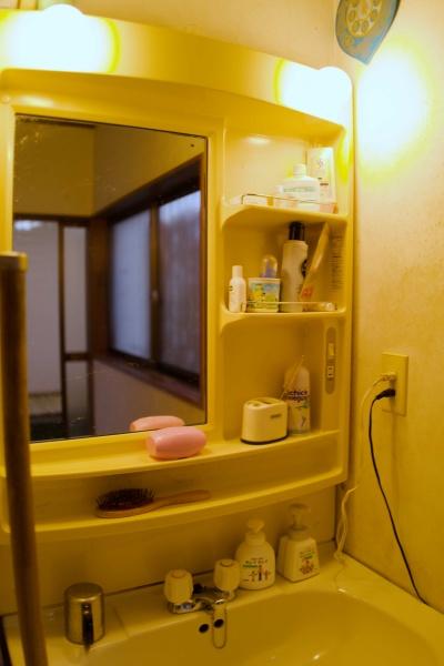 1階浴室。