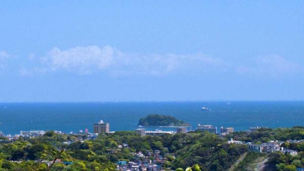横須賀からフェリーで行ける猿島