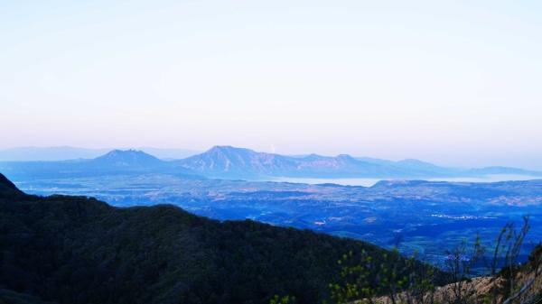 阿蘇山方面
