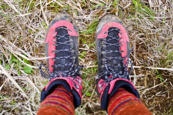 勲章のように汚れる靴が誇らしい。
