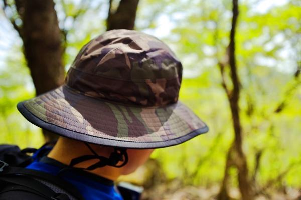 お気に入りの帽子になりました。