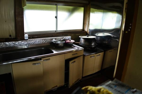 キッチンもあるが使えるのだろうか?
