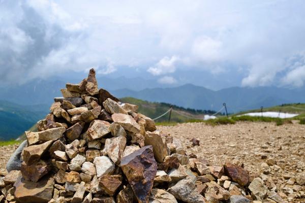 登りがいのある山でした!