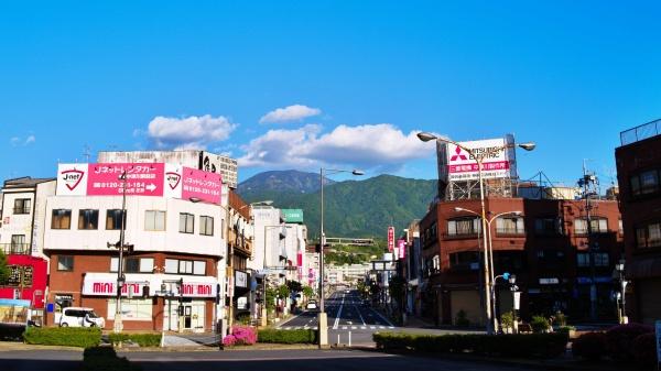 中津川駅から恵那山。お疲れ山でした!