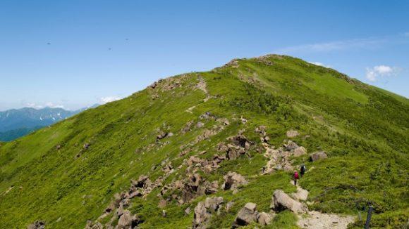 アップダウンも少ないので快適なハイキングだ