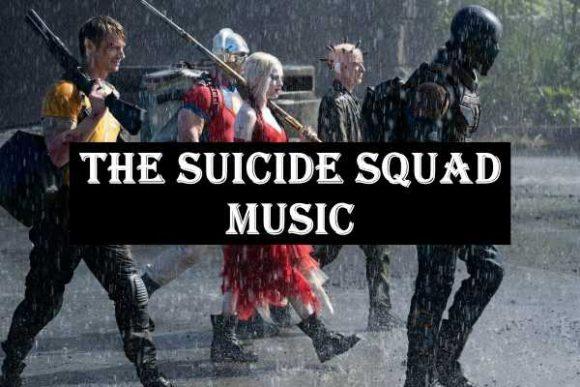"""ザ・スーサイド・スクワッド """"極""""悪党、集結,BGM,劇中歌,洋楽,歌手,音楽,CD,映画,おすすめ,評価,レビュー,面白い,キャラクター,最高,ノリノリ,サントラ,スースク2,Suicide Squad,DCコミックス"""
