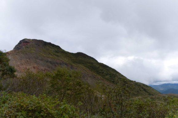 櫛ヶ峰は登山禁止なのかな?