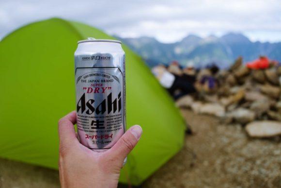 ビール500mlは800円!