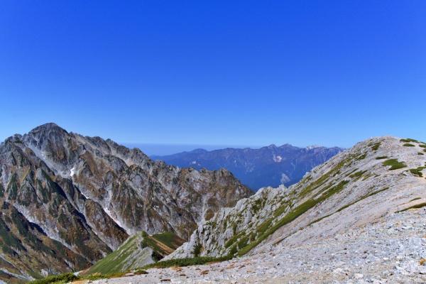 剱岳と別山(北峰)